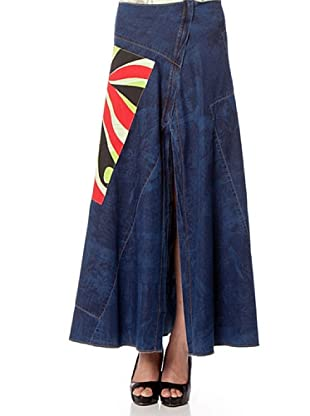 Custo Falda Ryu (Azul)
