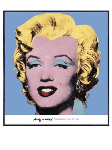 Andy Warhol - Shot Marilyn, 1964, 28