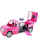 Barbie Rock N Royals Super Star Glam Limo Expands To 24""