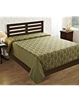 Po Box Tradition Green Bedcover