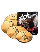 """Zildjian Cymbals ZBT 5 Cymbal Box Set 14"""" 16"""" 20"""" 18"""" ZBTP390A"""