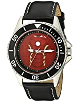 Marvel Avengers: Age of Ultron Men's W002255 Iron Man Black Watch