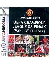 Manchester United-UEFA Champions League 08 Finals (Man U VS Chelsea)