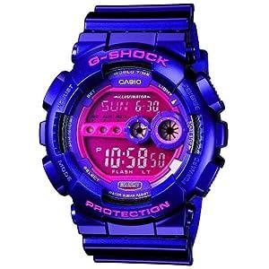 [カシオ]CASIO 腕時計 G-SHOCK ジーショック Crazy Colors クレイジーカラーズ 【数量限定】 GD-100SC-6JF メンズ