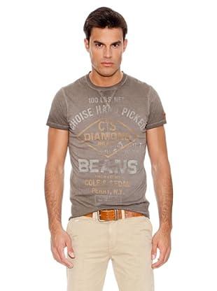 Pepe Jeans London Camiseta Hadlow (Verde)