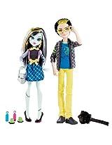Monster High Picnic Casket Doll 2-Pack