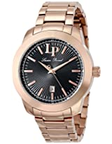 Lucien Piccard Women's LP-12923-RG-11 Belle Etoile Analog Display Japanese Quartz Rose Gold Watch