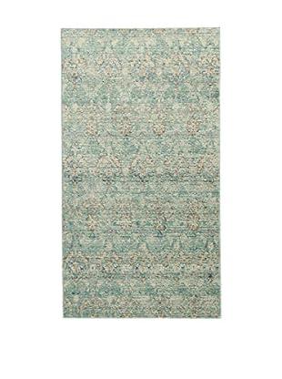 ABC Tappeti Teppich Bright grün/beige 80 x 150 cm