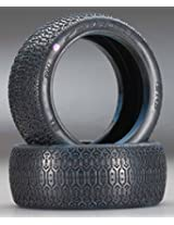 Pro-Line Racing 904717 ION MC Clay Off-Road Buggy Tires, 1:8 Scale