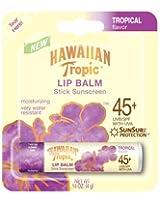 Hawaiian Tropic Tropical Lip Balm SPF 45+ Sunscreen