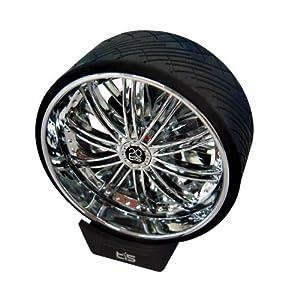 Car Mate DB11 DUB Edition Wild Cherry Spinning Wheel Air Freshener - Pack of 1