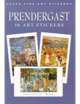 Prendergast: 16 Art Stickers (Dover Art Stickers)