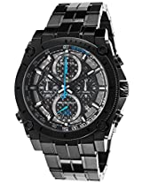 Bulova Precisionist Analog Black Dial Men's Watch - 98B229