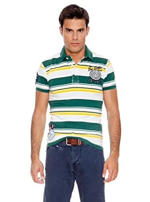 Pepe Jeans London Polo Delta (Verde)