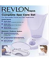 Revlon RVS1223PK1 Moisture Stay, Nail/Facial Kit, White