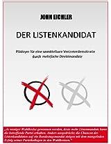 Der Listenkandidat (German Edition)