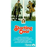 Starting Over [VHS] [Import]Burt Reynolds�ɂ��