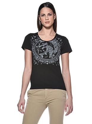 Diesel T-Shirt Tulur (Schwarz)