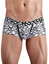 Xuba Black & White Blocks Boxer