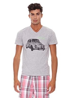 Lenny & Loyd Camiseta Bug (Gris)