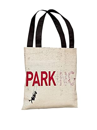 Banksy Parking Tote Bag