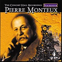 Pierre Monteux (The Concert Hall Recordings)