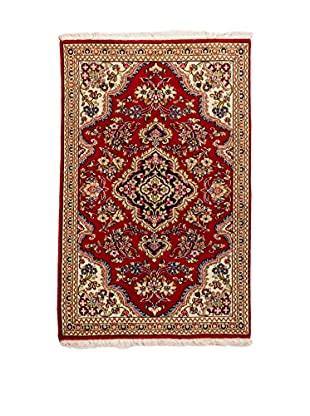 RugSense Alfombra Persian Qum Rojo/Multicolor 116 x 72 cm