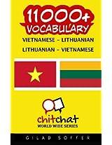 11000+ Vietnamese-lithuanian Lithuanian-vietnamese Vocabulary
