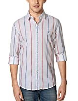 Allen Solly Cotton Striped Shirt