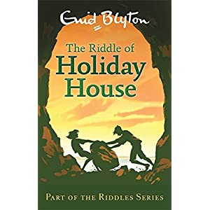 The Riddle of Holiday House: 1 (The Young Adventurers)