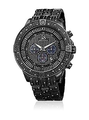 Joshua & Sons Reloj de cuarzo Man JX121BK 51 mm