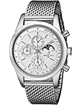 Breitling Men's A1931012-G750 Analog Display Swiss Automatic Silver Watch