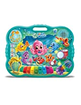 Leapfrog Touch Magic Ocean Music School, Multi Color