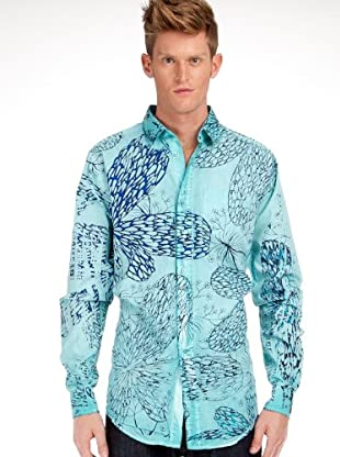 Custo Camisa (Turquesa)