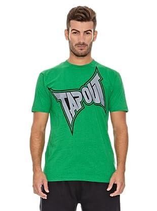Tapout Camiseta Crew 6 (Verde)