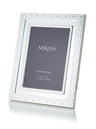 Mikasa Infinity Band Silver-Plated Frame