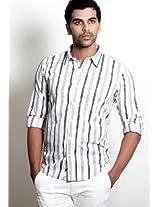 White Casual Shirts Basics