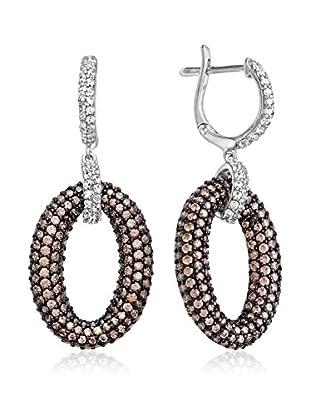 Citerna Ohrringe Sterling-Silber 925
