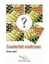 Counterfeit Medicines, Survey Report