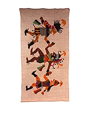 Vintage Warrior Rug, Multi