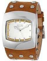 Eos New York Eos New York Unisex 47Ltan Helix Tan Leather Strap Watch - 47Ltan