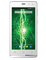 Lava Iris Fuel 50 (White)