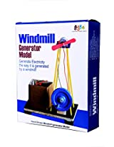 Do It Yourself Wind Mill Making Educational Toy Kit