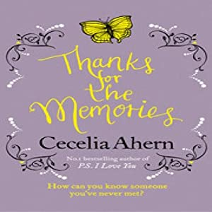THANKS FOR THE MEMORIES (Paperback)