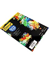 Bianyo Hardback A3, 140 gsm, Black Paper Artist's Sketch Drawing Pad, 420 x 297mm - 25 Sheets