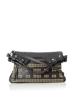 Luciana Verde Women's Brooklyn Tote Bag, Black