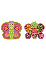 Stephen Joseph Butterfly Bead Boutique Jewelry Kit And Keepsake Box For Girls