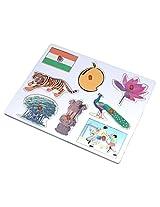 Kido Toys Name the National Symbols