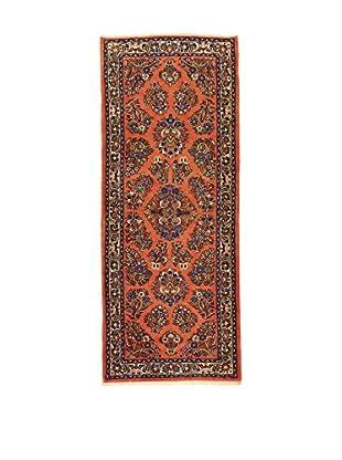 L'Eden del Tappeto Teppich Sarogh rot/mehrfarbig 206t x t82 cm