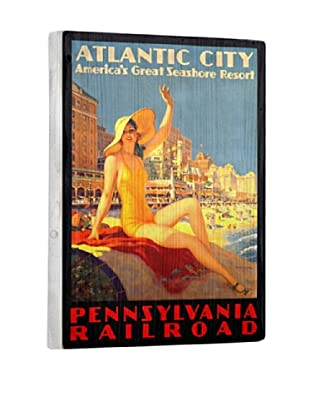 Artehouse Atlantic City Reclaimed Wood Sign